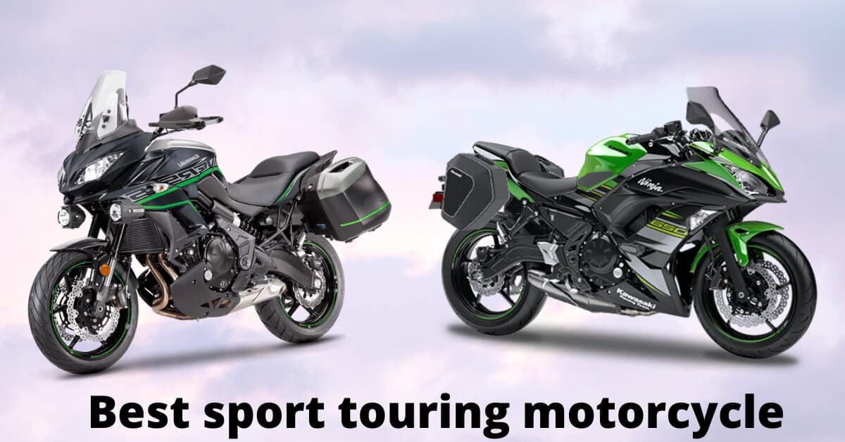 Best sport touring motorcycle 2020 for long ride lovers