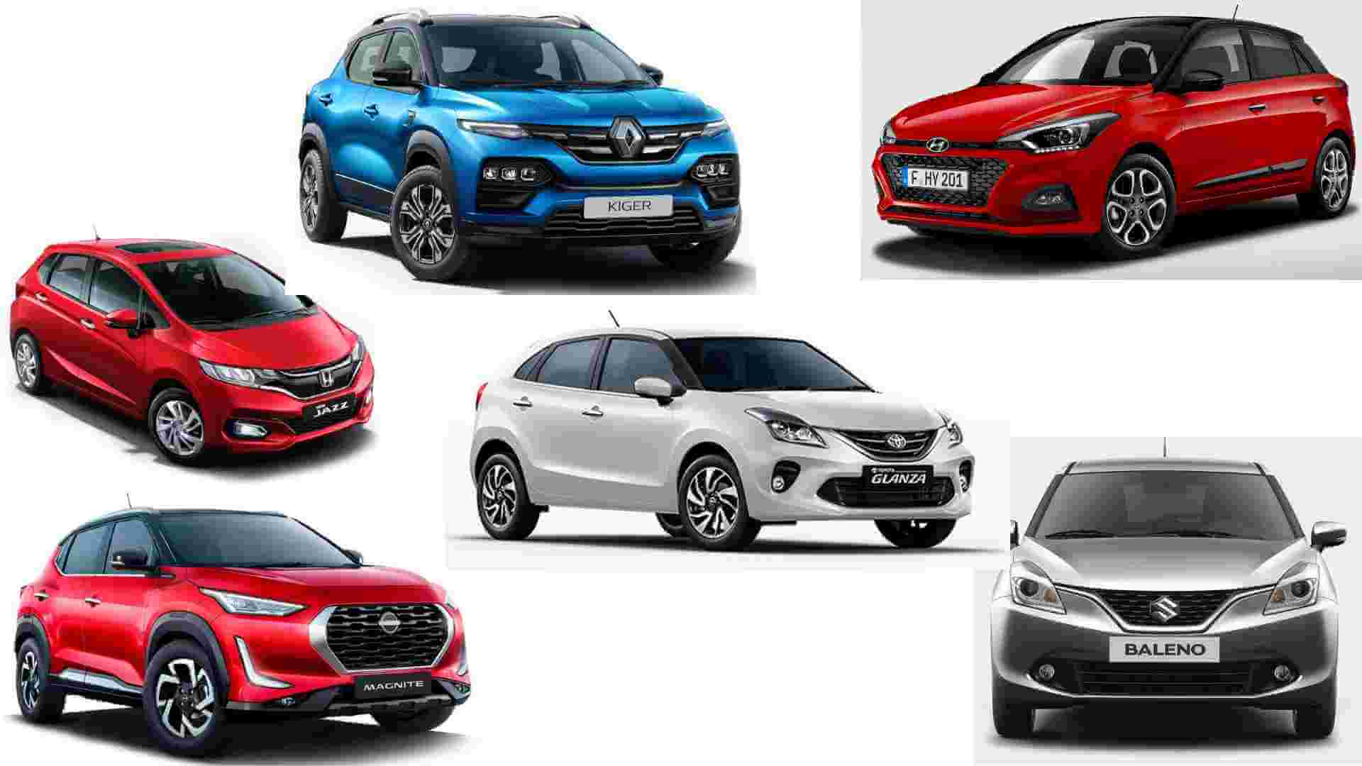 Best Cars under Rs 10 lakhs with CVT