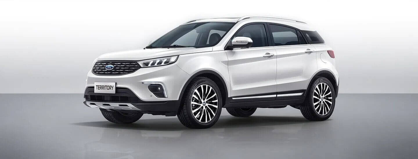 The new Ford C-SUV may be based on a territorial crossover