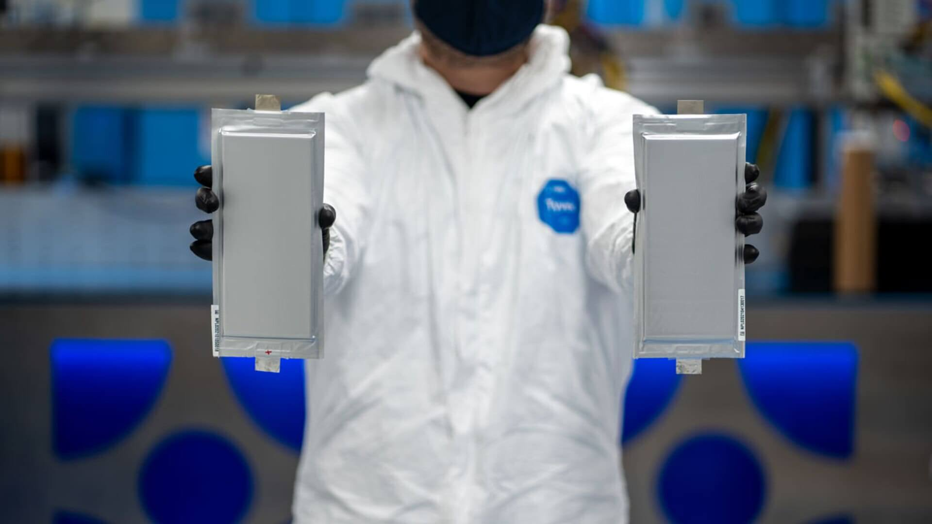 BMW and Ford invested $ 130 million in solid energy