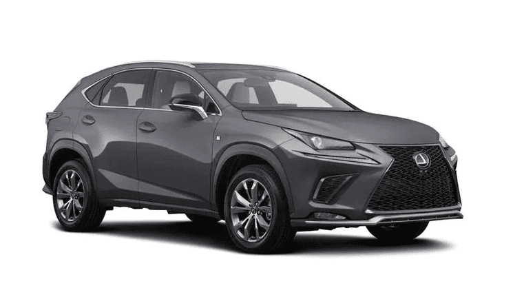 Lexus NX 2022 is redesigned, equipped with a new engine, a new infotainment system, and a new appearance