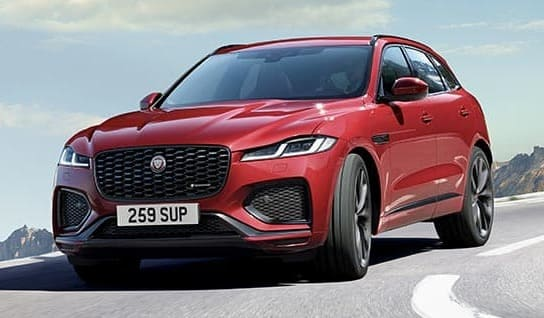 2021 Jaguar F-Pace Facelift Launched In the Indian market, Priced At ₹ 69.99 Lakh.
