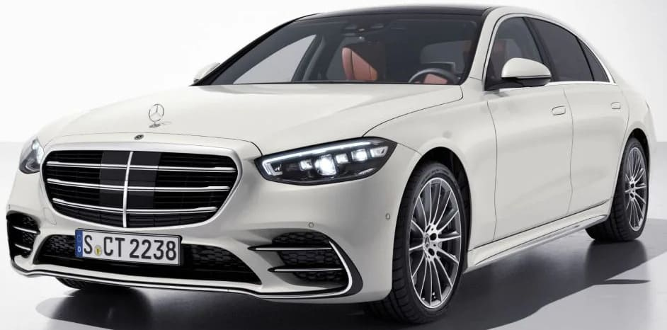 The New Mercedes-Benz S-Class will be released in 2021 of 2.17 crore