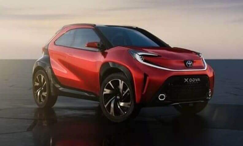 Toyota goal is to launch a small car based on Yaris in Europe
